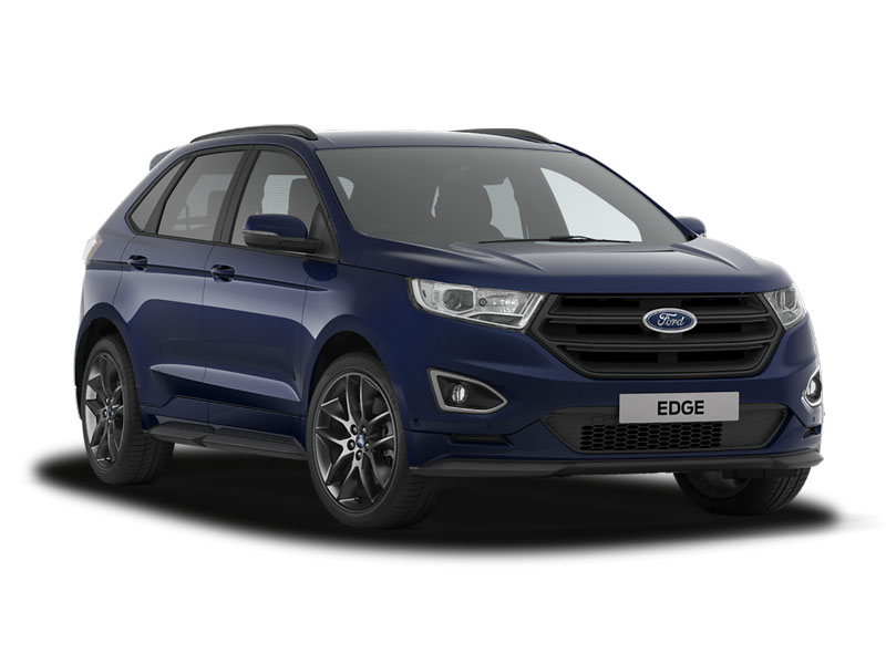 Brand New  Plate Ford Edge  St Line Dr