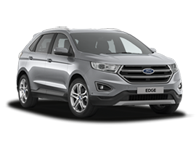 Vehicle details for Brand New 17 Plate Ford Edge