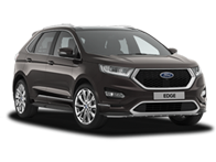 Vehicle details for Brand New 17 Ford Edge