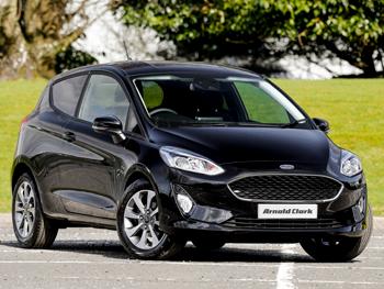 Brand New Ford Fiesta
