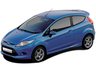 Vehicle details for Brand New 17 Plate Ford Fiesta
