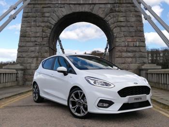Brand New 21 Ford Fiesta