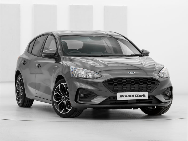 Nearly New Ford Focus Cars For Sale Arnold Clark