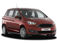 Vehicle details for Brand New Ford Grand C-Max