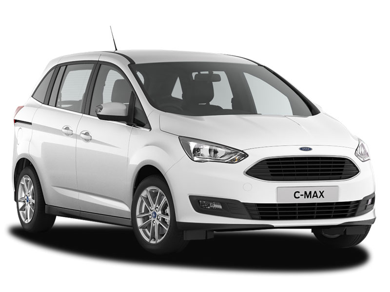 nd New Ford Grand C-MAX 1.5 TDCi Zetec 5dr | Arnold Clark