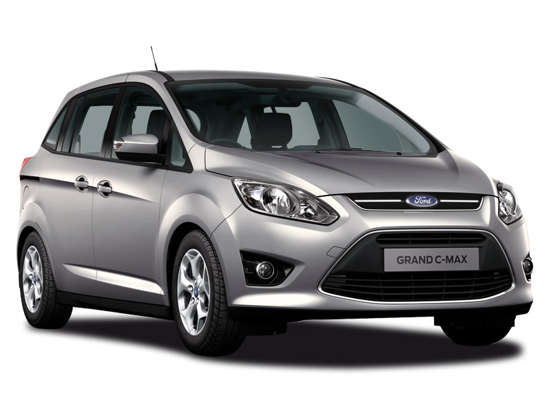 Nearly New Ford Grand C-MAX Cars for sale | Arnold Clark