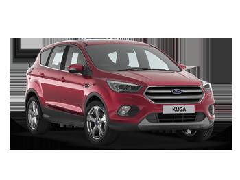 Brand New Ford Kuga