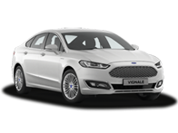 Vehicle details for Brand New Ford Mondeo