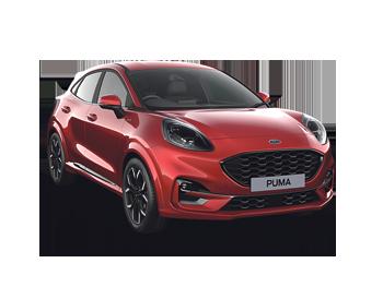 Brand New Ford Puma