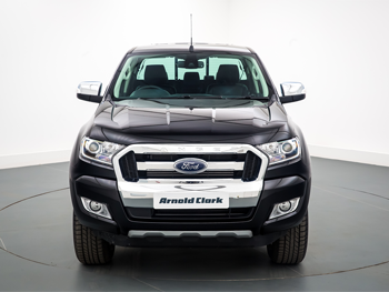 Vehicle details for Brand New Ford Ranger