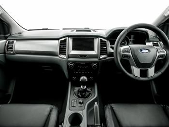 Vehicle details for Brand New 67/18 Plate Ford Ranger