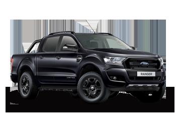 Vehicle details for Brand New 18 Plate Ford Ranger