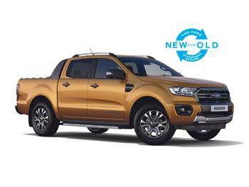Brand New 19 Plate Ford Ranger