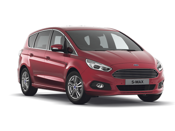 Vehicle details for Brand New 19 Plate Ford S-MAX