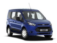 Vehicle details for Brand New 66 Plate Ford Tourneo Connect