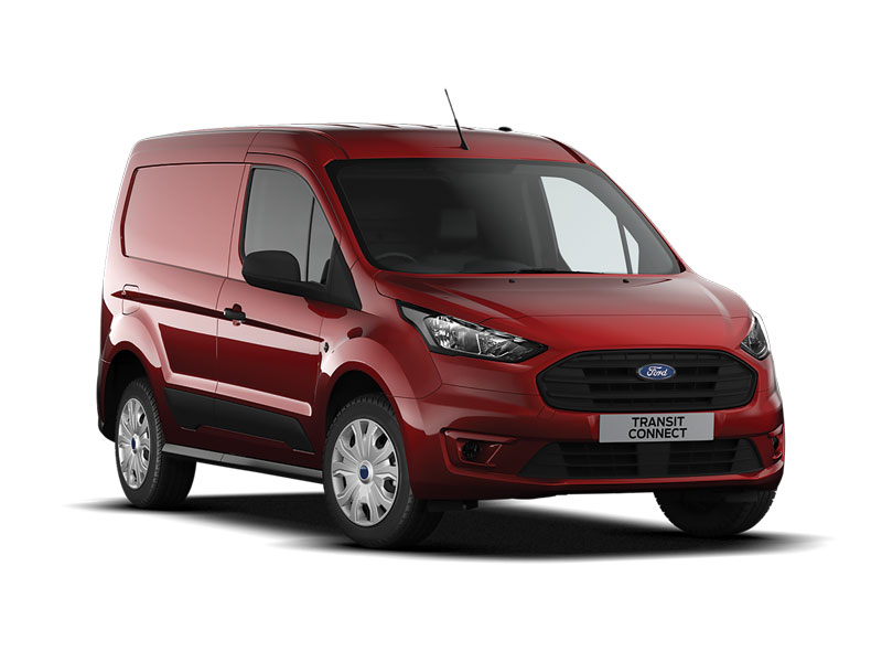 Ford Transit Connect >> Brand New 19 Plate Ford Transit Connect 1 5 Tdci Ecoblue 100ps Trend