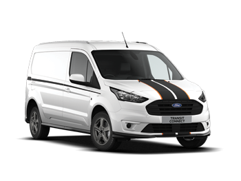 Brand New 68 Plate Ford Transit Connect