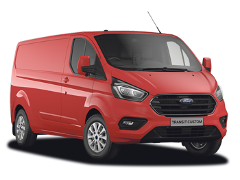 Brand New 18 Plate Ford Transit Custom