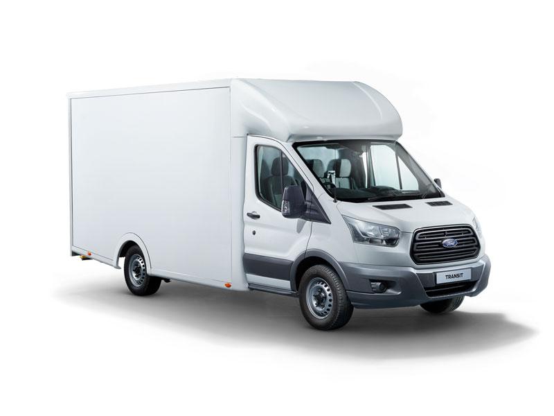 b66dae09ea Brand New 19 Plate Ford Transit2.0 TDCi 130ps Low Floor Luton Van Skeletal