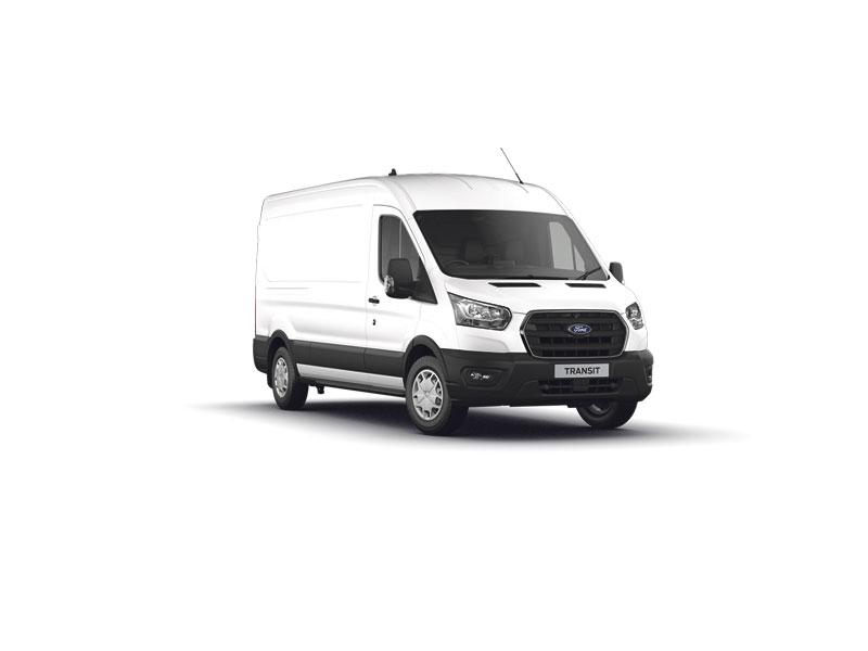Brand New Ford Transit 2.0 EcoBlue 130ps H2 Leader Van