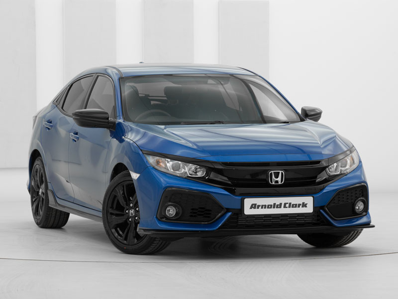 Nearly New Honda Civic Cars For Sale Arnold Clark