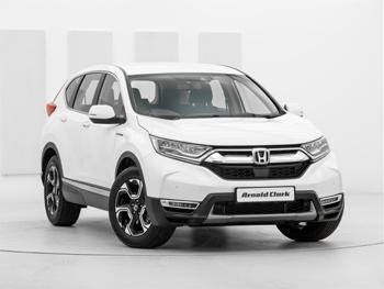 Brand New Honda CR-V