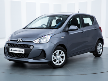Vehicle details for Brand New 17 Plate Hyundai I10
