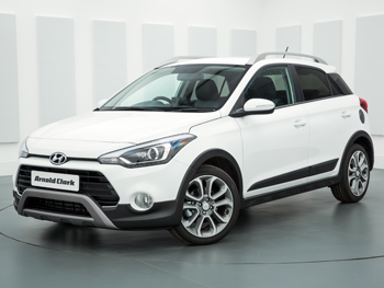 Vehicle details for Brand New 17 Plate Hyundai I20
