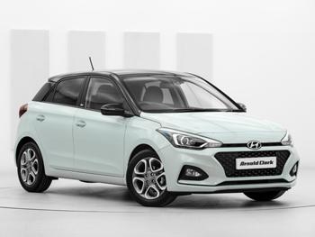 Brand New Hyundai i20