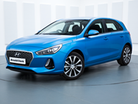 Vehicle details for Brand New 17 Plate Hyundai I30