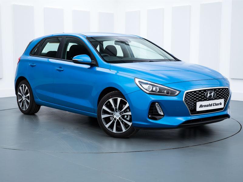 New Hyundai I30 Cars For Sale Arnold Clark
