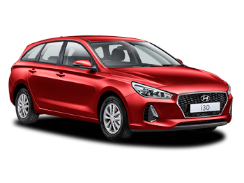 Vehicle details for Brand New Hyundai I30