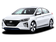 Vehicle details for Brand New 66 Plate Hyundai Ioniq