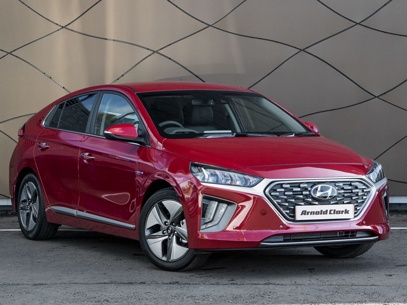 Brand New Hyundai Ioniq 1 6 Gdi Hybrid Premium Se 5dr Dct Arnold Clark
