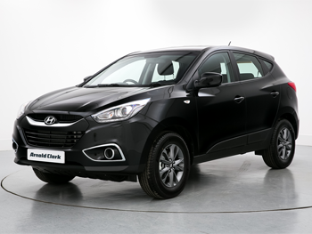 Vehicle details for 65 Hyundai Ix35
