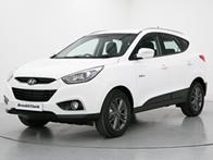Vehicle details for 15 Hyundai Ix35