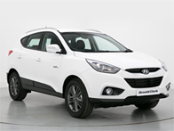 Vehicle details for 65 Hyundai Ix35