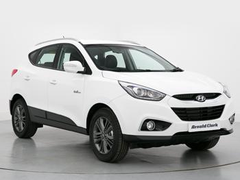 Vehicle details for 64 Hyundai Ix35