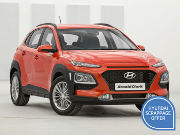 Vehicle details for Brand New Hyundai Kona