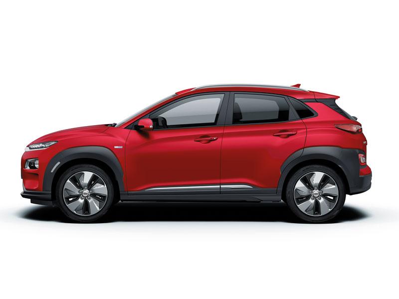 Brand New Hyundai Kona 150kW Premium 64kWh 5dr Auto [7kW Charger]