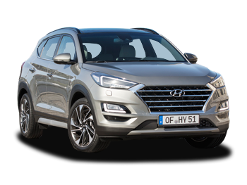 Vehicle details for Brand New Hyundai Tucson