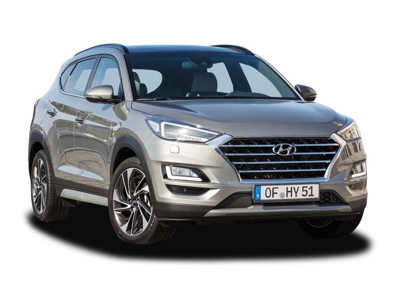 Hyundai Tucson 1 6 Gdi Premium 5dr 2wd