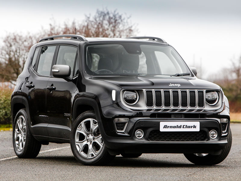 Brand New 20 Jeep Renegade 1 0 T3 Gse Limited 5dr Arnold Clark