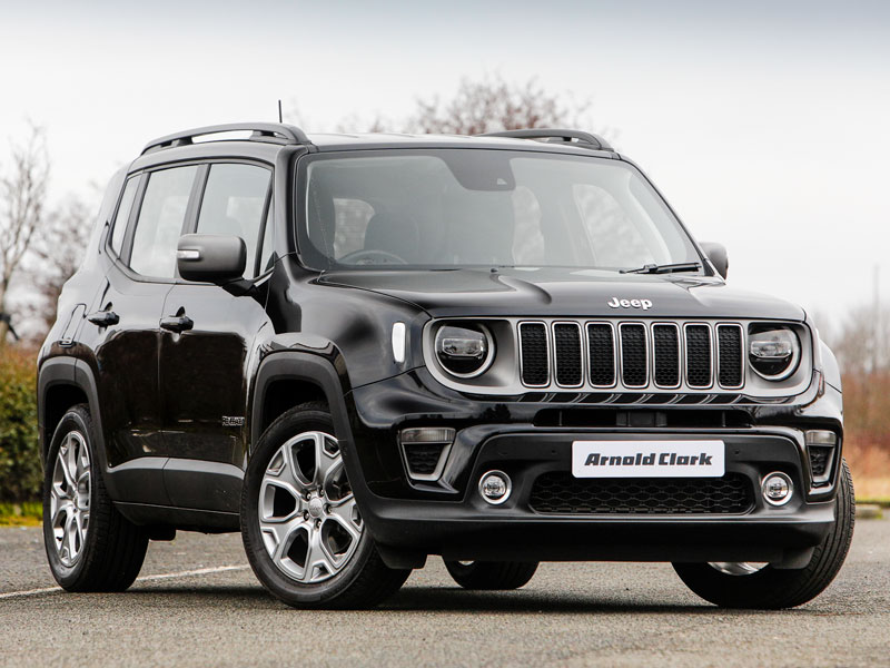 Brand New Jeep Renegade 1 0 T3 Gse Limited 5dr Arnold Clark
