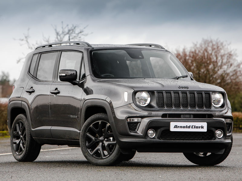 New Jeep Renegade Cars For Sale Arnold Clark