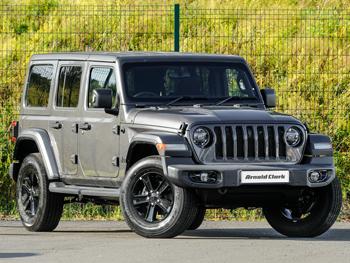Brand New 21 Jeep Wrangler