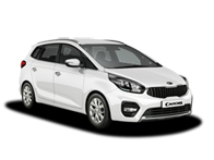 Vehicle details for Brand New 17 Kia Carens