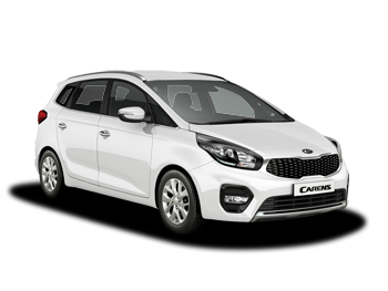 Vehicle details for Brand New Kia Carens