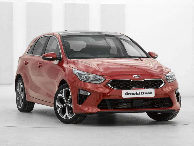 new kia ceed cars for sale | arnold clark