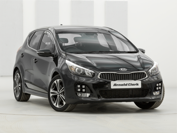 Vehicle details for Brand New Kia Ceed